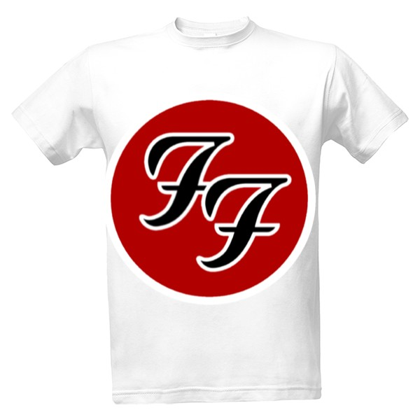 Tričko s potiskem Foo Fighters b31739bce0